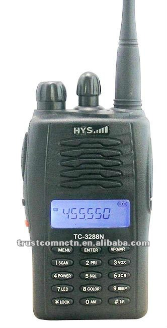 Promotion price!! PMR446 handy walkie talkie TC-3288