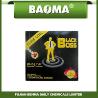 Baoma kill flies coil