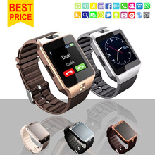 2017 Digital DZ09 Wrist with Men Electronic SIM Card Sport Smart watch For samsung andorid