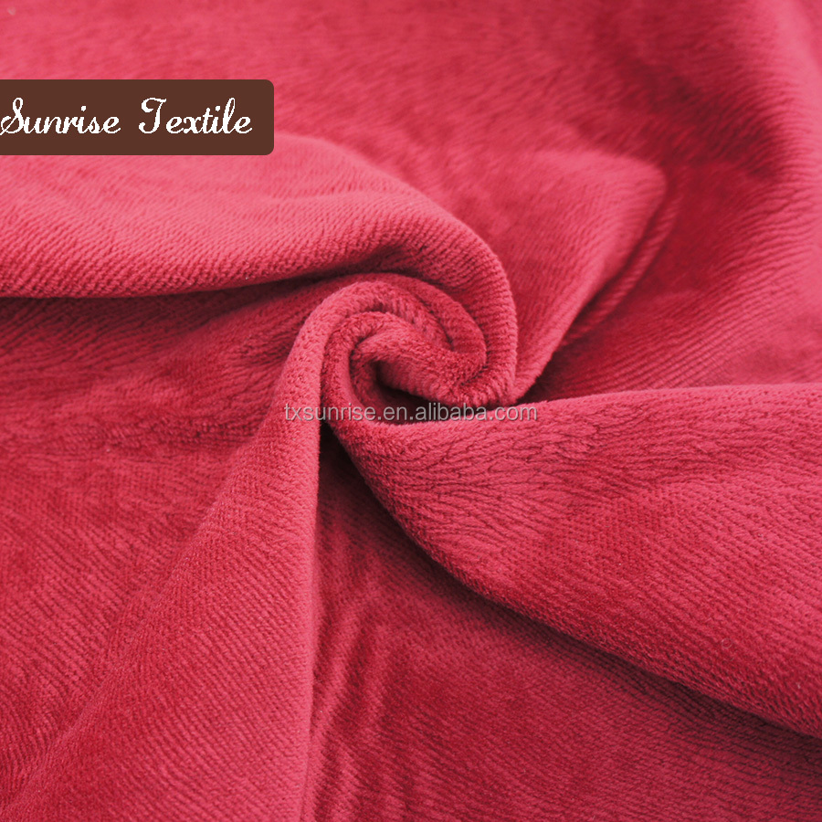 alibaba direct buy polyester burnout plush velvet fabric for sofa set living room furniture