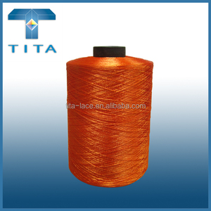 Chemical-resistant cheap dmc thread, spun polyester embroidery thread for tassels, hand knitting, sewing