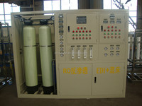 RO+EDI water treatment equipment for boiler feed water