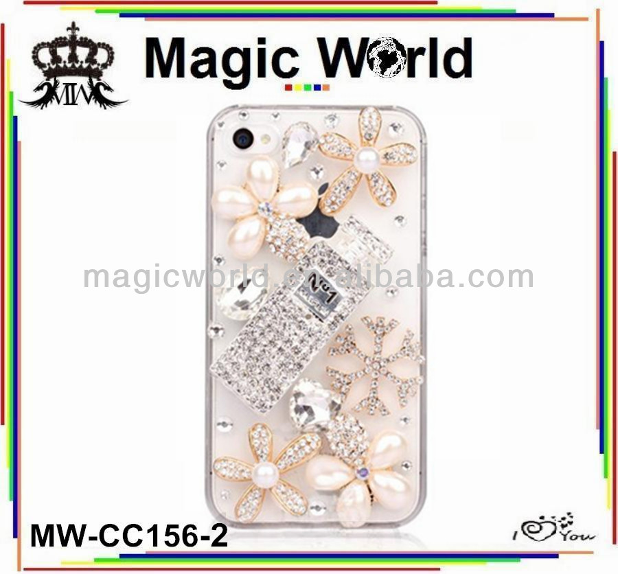 CC156 Perfume Bottle For iPhone 7 Handset Cases