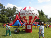 Big Ground Advertising Inflatable Balloon