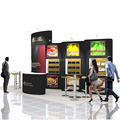 Detian Offer Unique Pop Up Tradeshow Display with Good Price