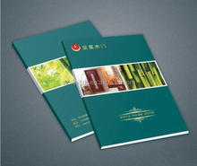Glossy/Matte film Lamination Surface Finish Booklet/Flyer Printing