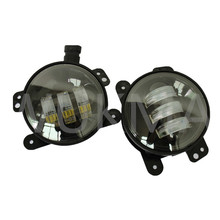 High quality 4'' 30W led fog light for jeep wrangler,4inch led fog light for renault duster