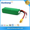 high discharge current lipo 10C 3S 11.1v 3000mah rc battery for rc flying toys