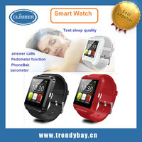 Hot sales wholesale price bluetooth smart watch u8