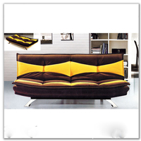 Foshan factory directly European style elegant sofa set fabric couch folding sofa