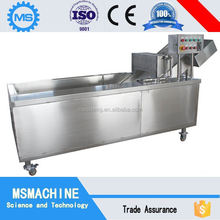 high output brush fruits and vegetables washing machine