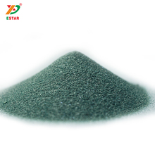 Best selling price of pure reaction green silicon carbide grit powder sic
