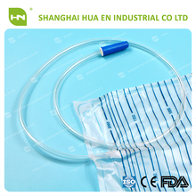 CE FDA certified 2000ml medical adult urine bag