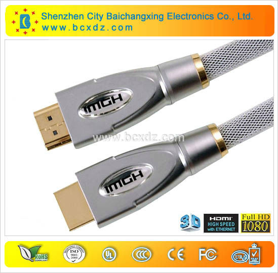 high speed bulk hdmi cable 1.3V ,1.4V support 3D 3860p*2160p