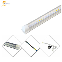 4ft led grow light tube T8 led 6063 aluminum alloy 18W 20w led plant grow light horticulture light for greenhouse T8 grow led