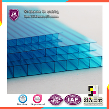 unbreakable uv coated polycarbonate tile
