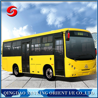 city bus/clean cars/pure electric bus