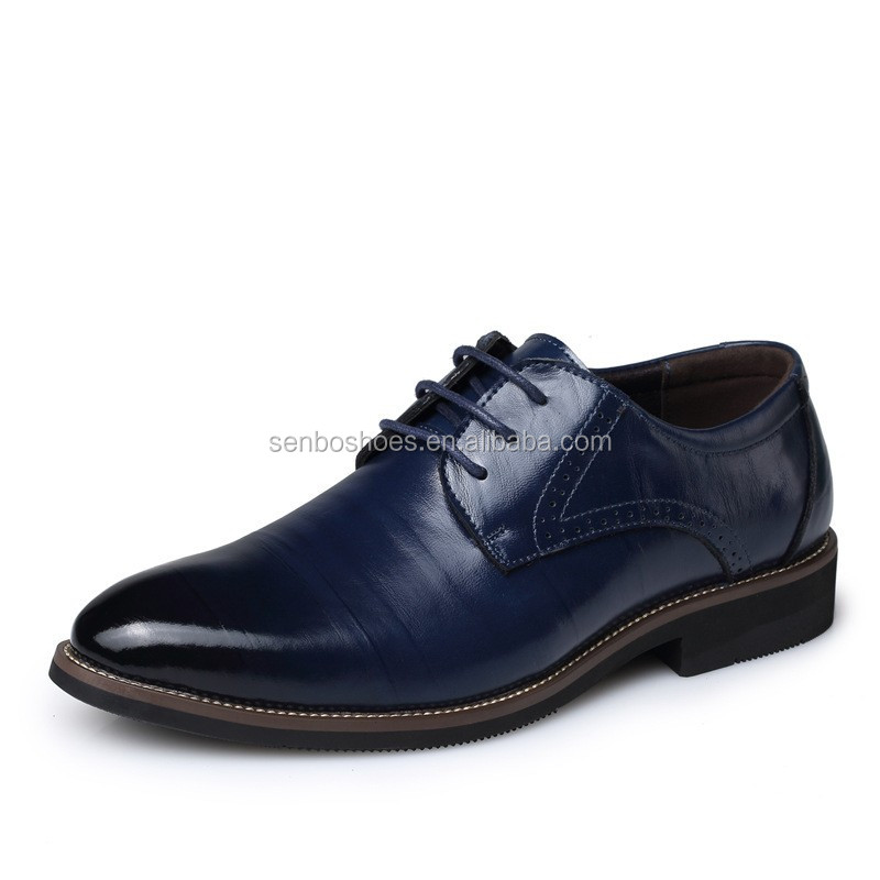 2016 new leather men's shoes business casual men's leather shoes Men's shoes