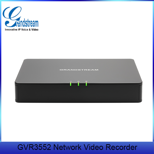 Network Video Recorder Grandstream GVR3552 1080p HD audio/video real-time recording