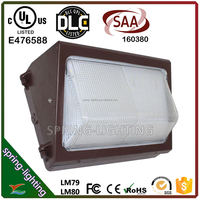 UL CUL listed wall surface inverted mount LED wall pack light replacement for 400 watt metal halide