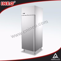 Single Door Commercial portable deep freezer/china freezer