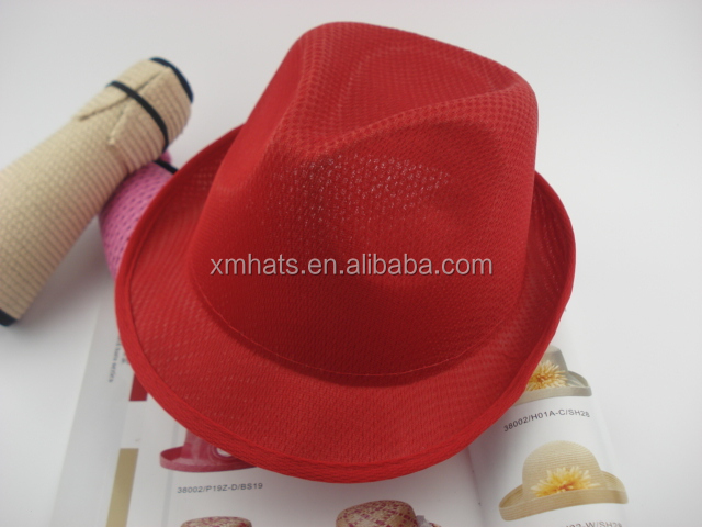 2017 Promotion personalized red promotional cap hat