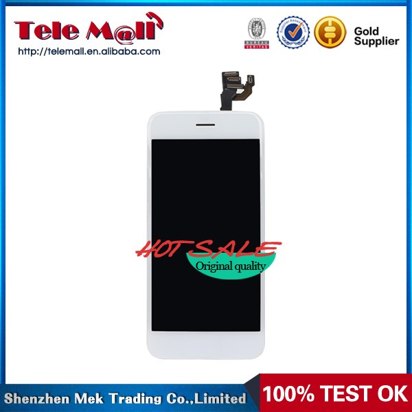 shenzhen lcd AAA+ cheap price phone 6 lcd screen for 6g lcd digitizer with touch screen