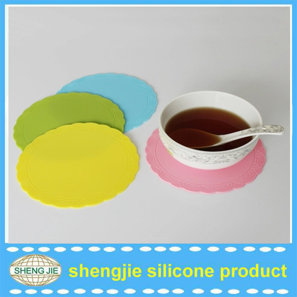 Non stick and eco friendly silicone placemat silicon table - Table induction non encastrable ...