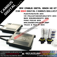 Lifetime Warranty 2014 Updated 35w Canbus HID kit