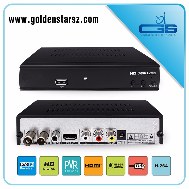 Hot selling streaming server set top box software update dvb transmitter portable support FTA and watch youtube by wifi