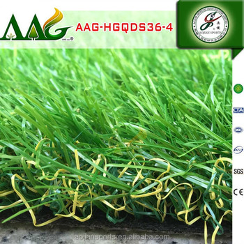 artificial grass for garden decoration prevent slipping