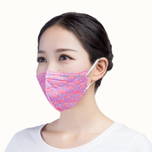 Disposable funny face hospital surgical medical ffp2 pet dust mask