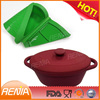 RENJIA silicone microwave bowl,silicone container storage container,silicone cooking bowl