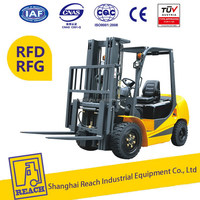 First-class quality low cost side shift diesel forklift truck