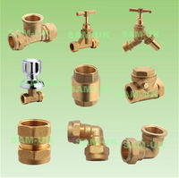 2014 New Products Plumbing Brass Fitting Made in China
