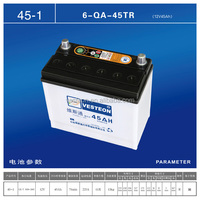 12v 45ah 20hr battery