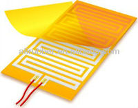 3M Adhesive Flexible 24V Kapton Heater/PI Electric Polyimide Heating Film