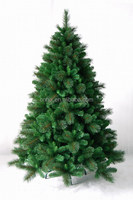 High Quality Dense Green PVC Mixed Christmas Tree Artificial Xmas Tree