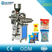 Semi - Automatic Food Nuts Dry Fruits / Walnut Packing Machine