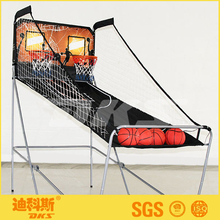 DKS Double-Shot Arcade Basketball System Basketball Game Machine