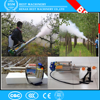 European hot supply mosquito thermal fogger pest control thermal fogging machine
