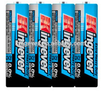 Factory Supply 1.5v aa alkaline battery lr6 Primary & Dry Batteries