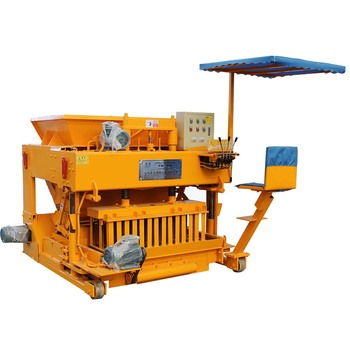 YLF6-30 hollow concrete block manufacturing machine