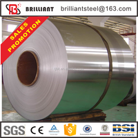 Trade assurance stainless steel circle 201 ss steel stainless steel strip price