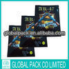 hot sell AK-47 chemical herbal incense ziplock bags with tears