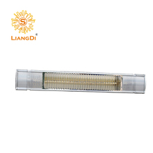 LiangDi halogen quartz electric heater outdoor infrared patio heater