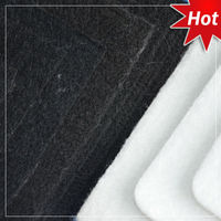 Geotextile Felt Mat Material Producer Used in Road Construction