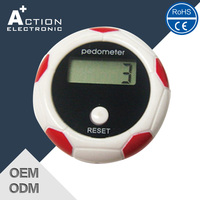 Wholesale New Arrived Customized Design Talking Pedometer