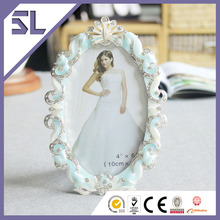 Happy Birthday Photo Frame Plastic Photo Frame Mini Picture Frame for Party Decoration Made in China