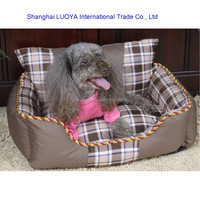 Good reputation new design warm cute pet sofa large pet carrier dog house